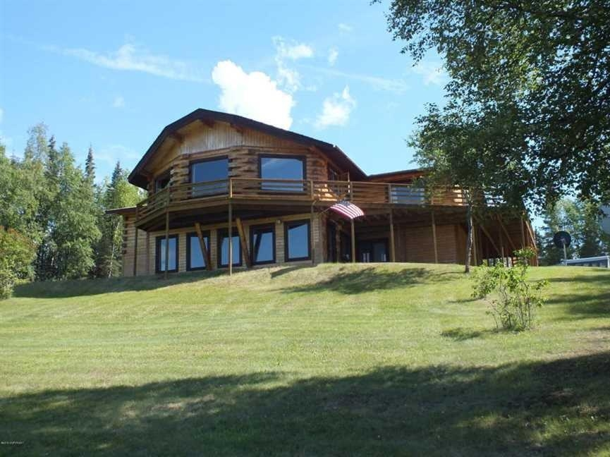 Our Kenai River Lodge
